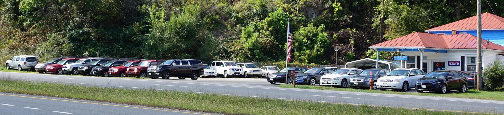 Blue Ridge Auto Sales >> Used Cars Roanoke Va Used Cars Trucks Va Blue Ridge Auto Sales