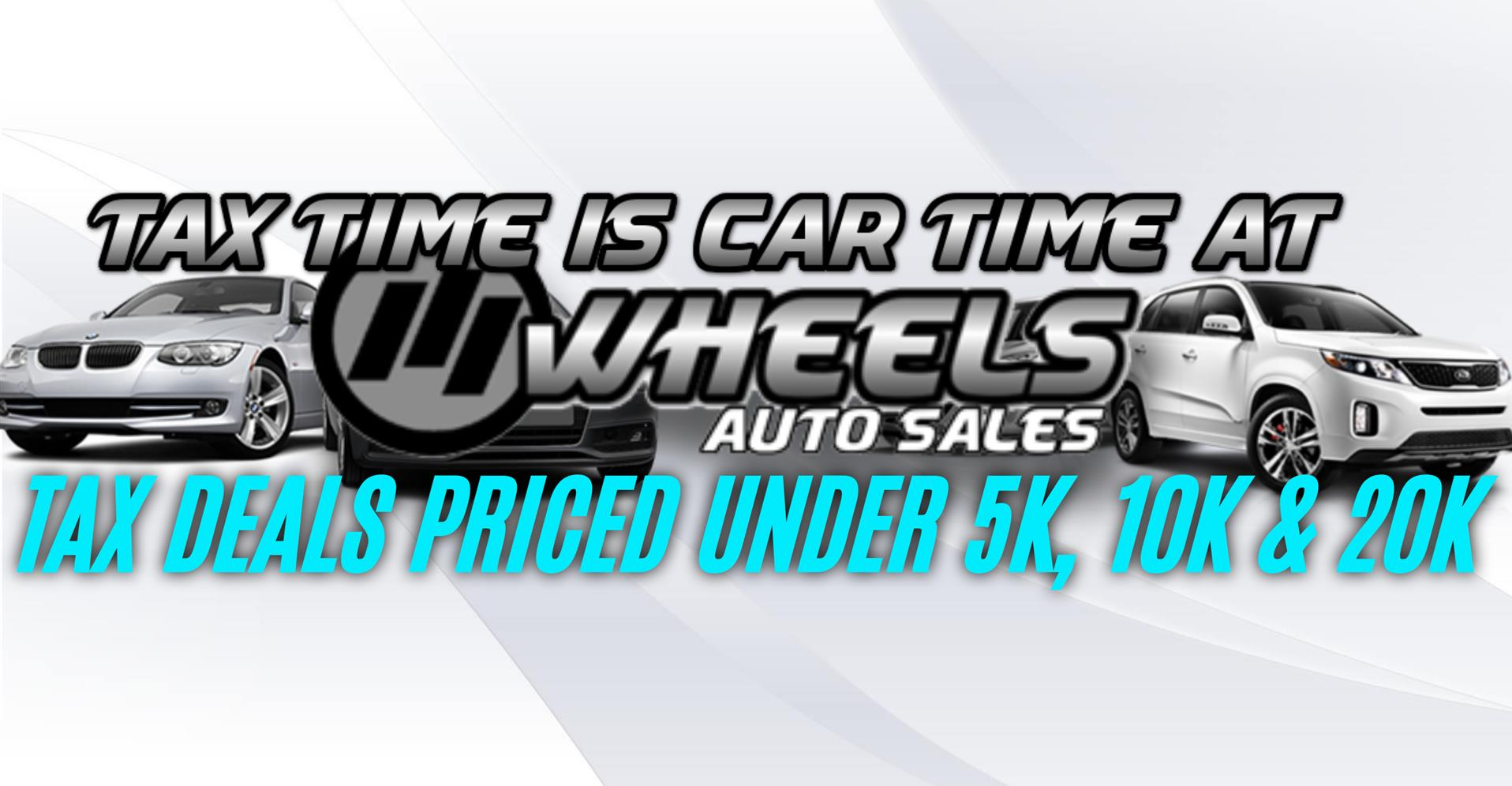 Wheels Auto Sales Knoxville TN | New & Used Cars Trucks Sales & Service