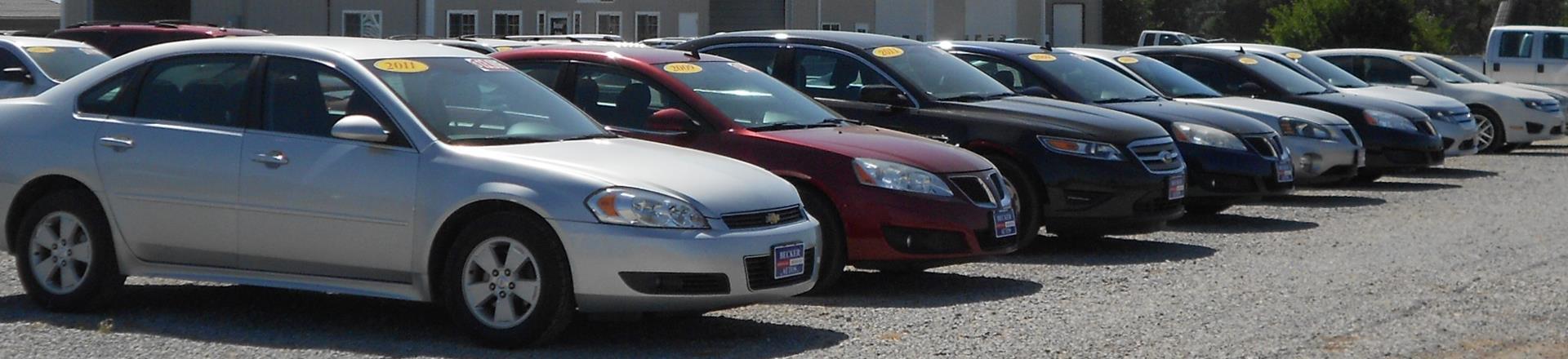 Keystone Kia Used Cars >> Used Cars Beloit KS | Used Cars & Trucks KS | Becker Autos & Trailers