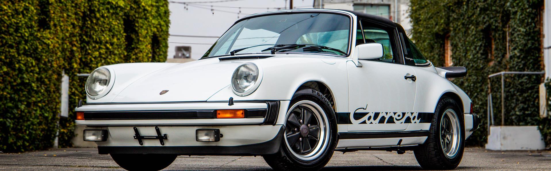 Classic Sports Cars Marina Del Rey CA | Exotic & Collectible Cars ...