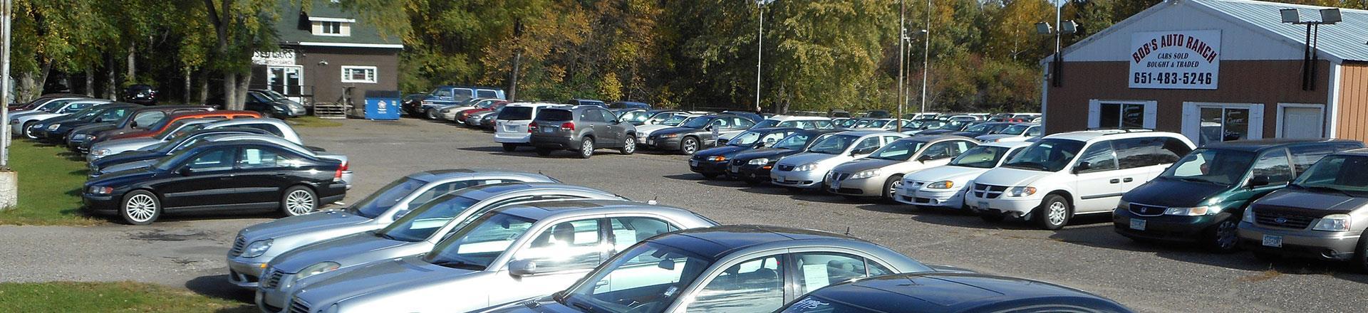 Used Cars Lino Lakes MN | Used Cars & Trucks MN | Bobs ...
