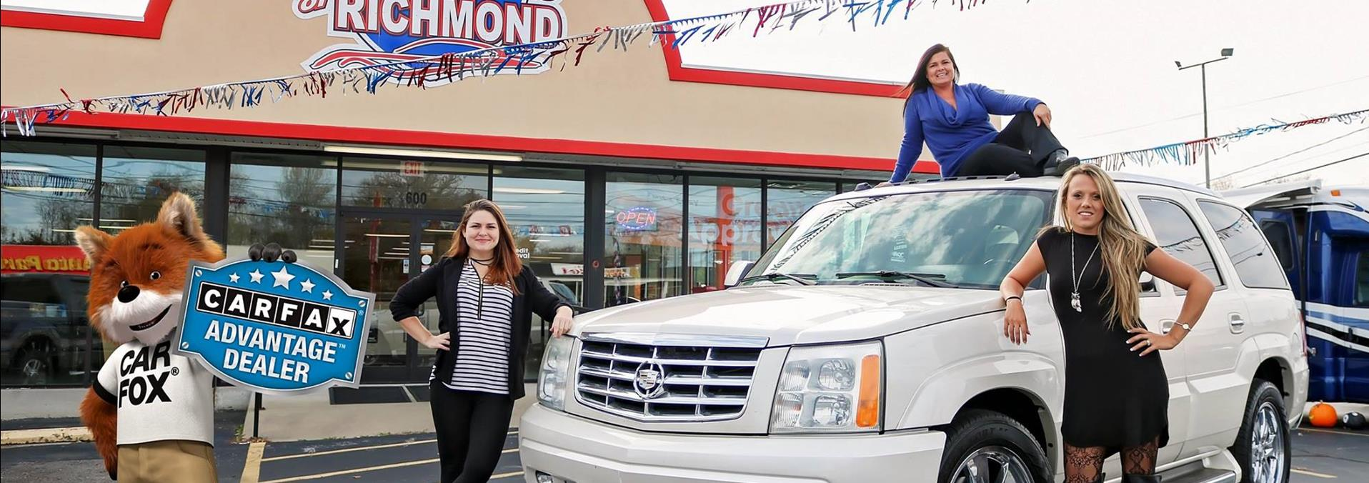 Interstate Auto Sales of Richmond, LLC Richmond KY   New ...