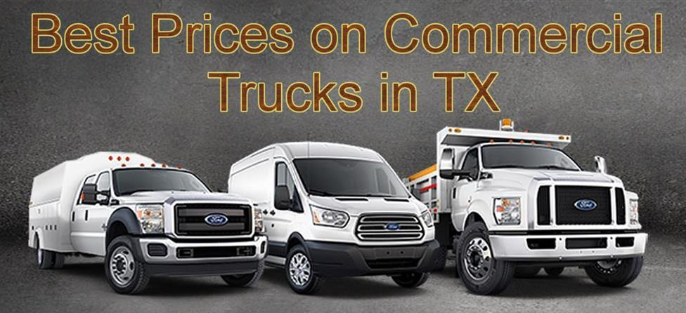 trucks for sale in texas