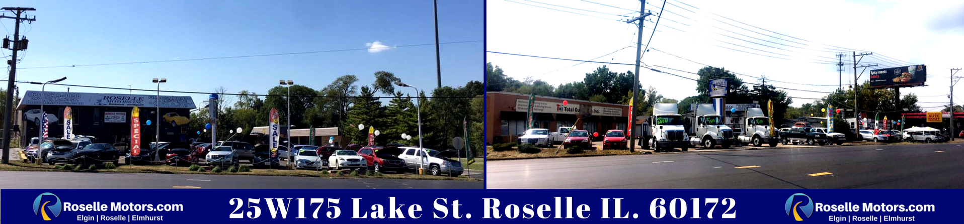 Roselle Motors Inc Roselle Elmhurst Elgin Il New