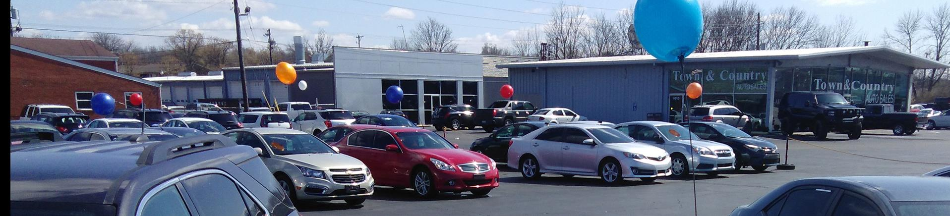 Used Cars Winchester KY   Used Cars & Trucks KY   Town & Country ...