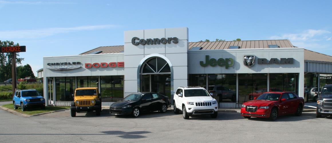 O Connor S Car Dealership