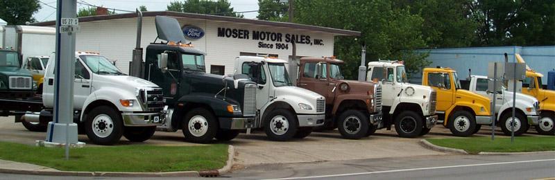 Moser Motor Sales Berne In New Used Cars Trucks Sales Service