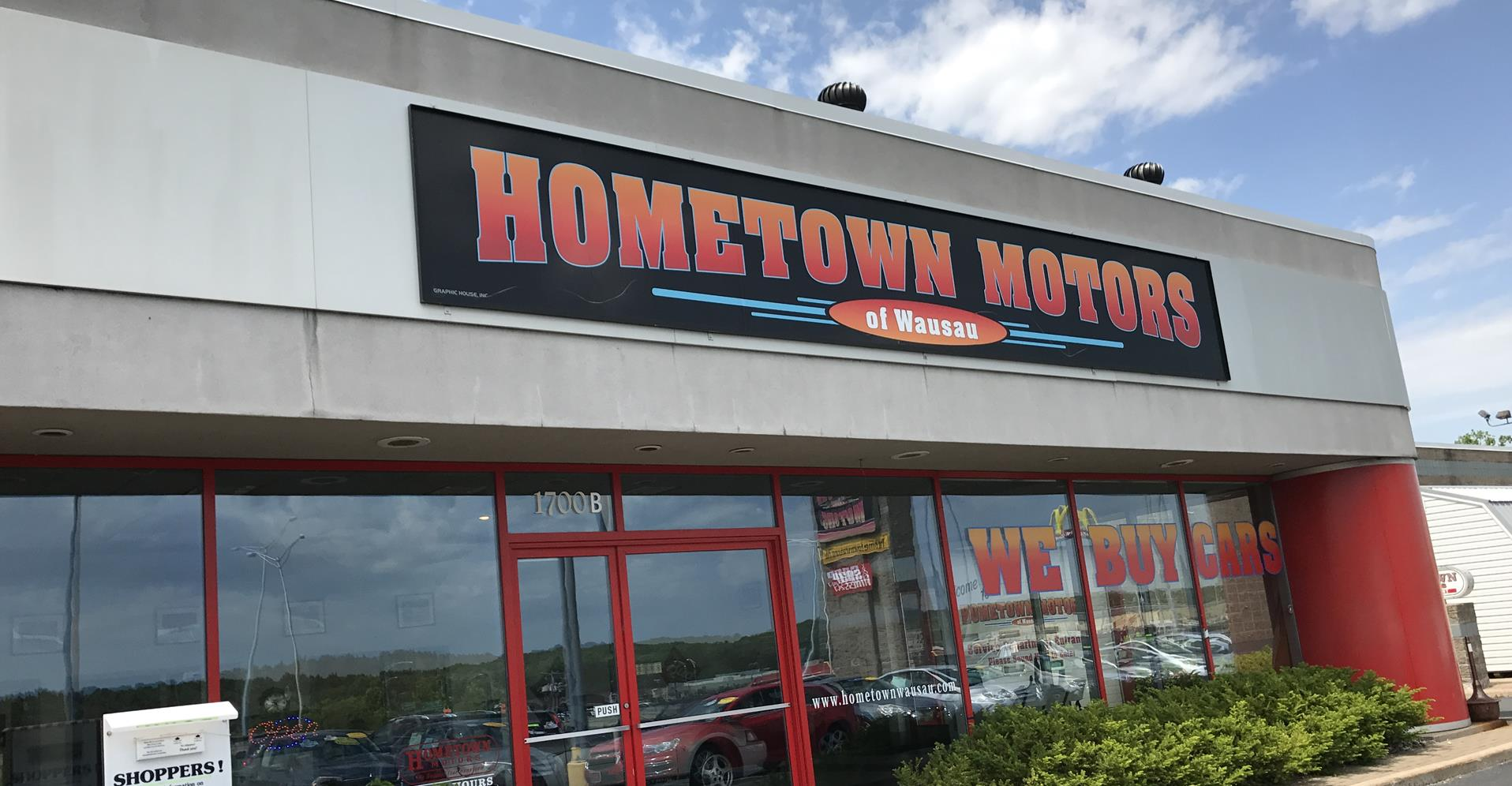 Hometown motors new used cars trucks sales service autos for Gem city motors sidney mt