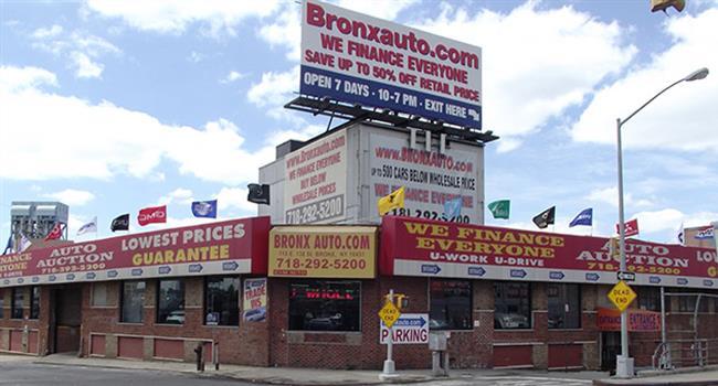 Used cars for sale bronx ny used cars trucks bronx ny for Honda dealership bronx