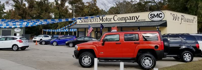 Used cars north charleston sc used cars trucks sc for Southern motors used cars