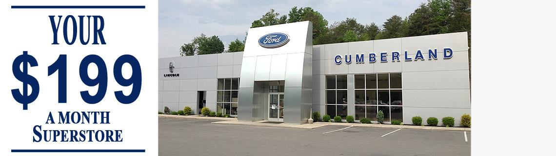 cumberland ford lincoln middlesboro ky new used cars