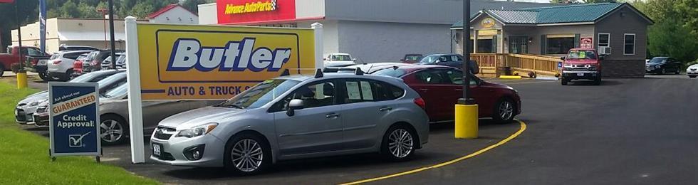 Used Cars Oneonta NY | Used Cars & Trucks NY | Butler Auto ...