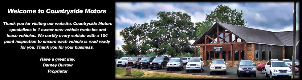 countryside motors used cars conway arkansas used cars autos post. Black Bedroom Furniture Sets. Home Design Ideas