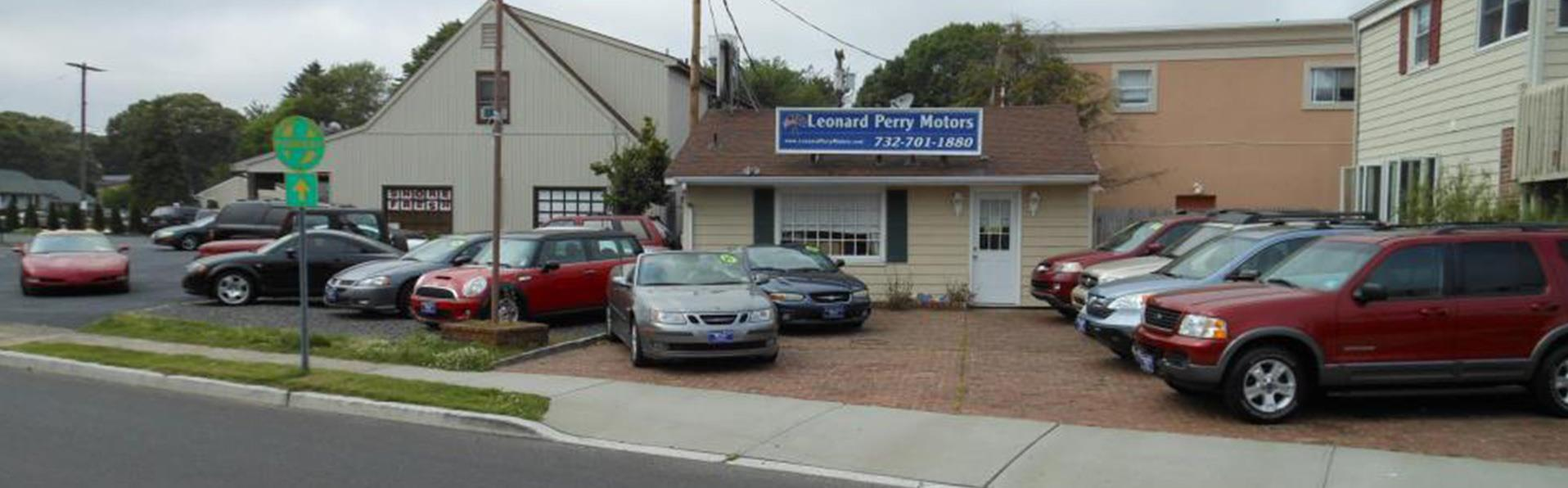 Used cars point pleasant nj used cars trucks nj for Leonard perry motors nj