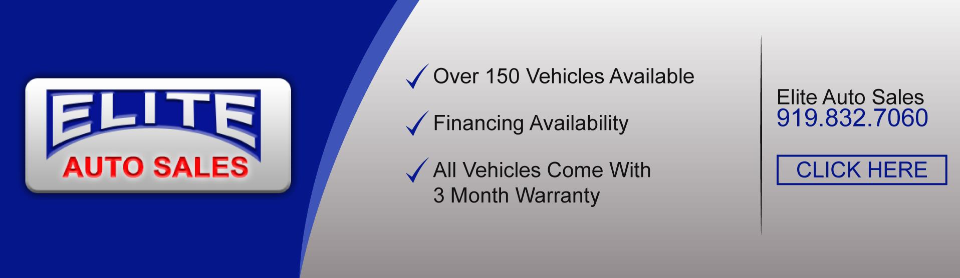 Bad Credit Used Car Dealers Raleigh Nc