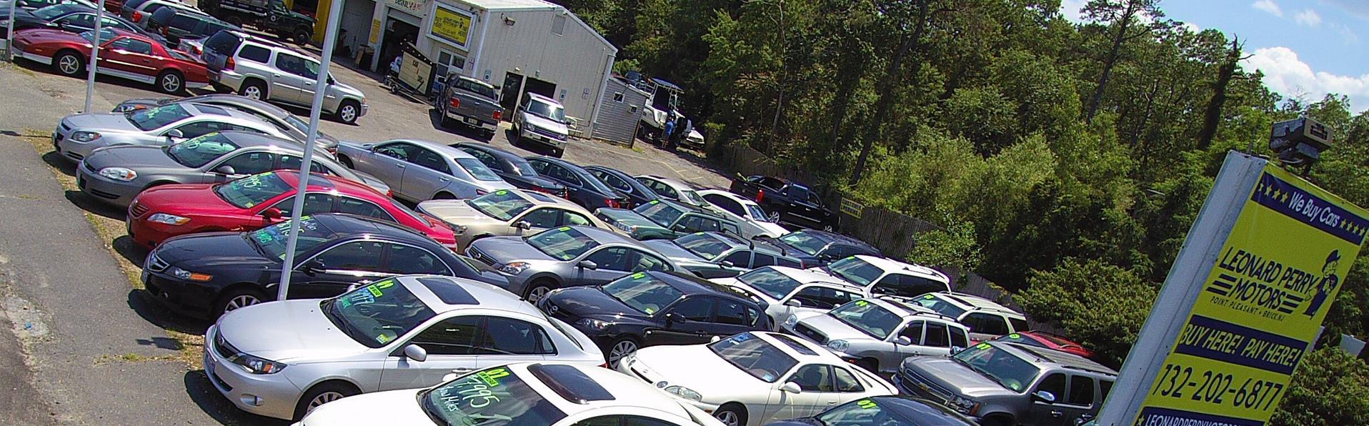 Ford Dealers Nj >> Leonard Perry Motors - impremedia.net