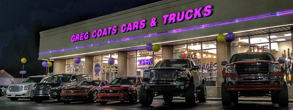 greg coats cars trucks louisville ky new used cars trucks sales service. Black Bedroom Furniture Sets. Home Design Ideas