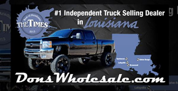 Used Cars Lake Charles La Lifted Trucks For Sale Don S