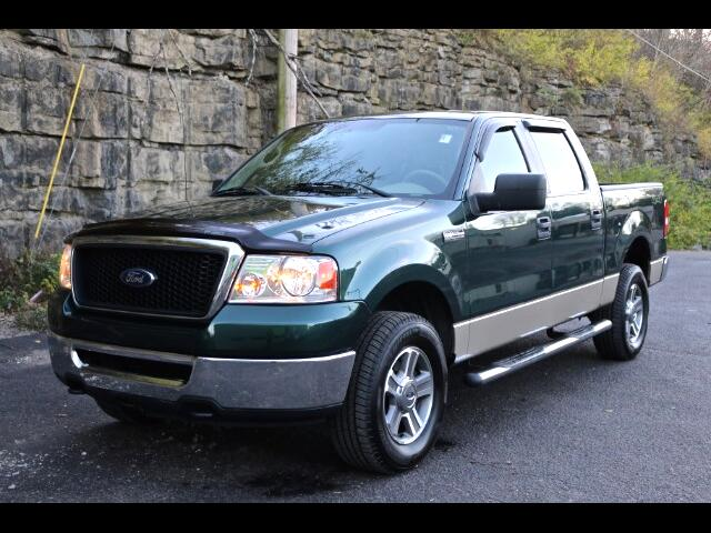 "2008 Ford F-150 4WD SuperCab 133"" XLT"