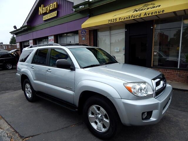 used 2006 toyota 4runner for sale in philadelphia pa 19136 naryan auto group inc. Black Bedroom Furniture Sets. Home Design Ideas