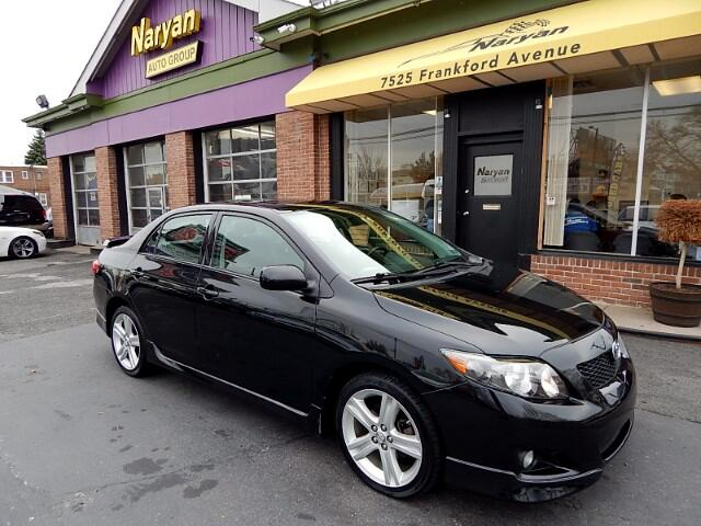 used 2009 toyota corolla for sale in philadelphia pa 19136. Black Bedroom Furniture Sets. Home Design Ideas