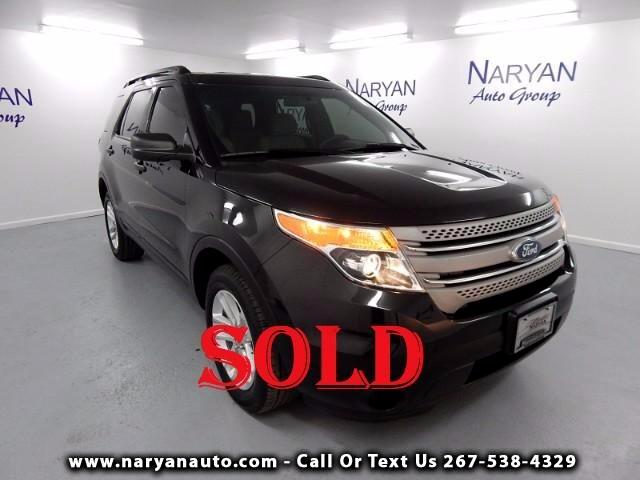 2015 Ford Explorer Base 4WD