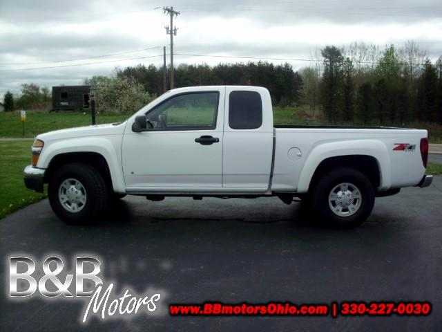 2008 Chevrolet Colorado Z71/ 4DR EXT CAB
