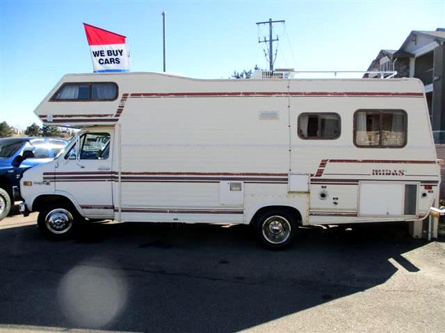 1982 Chevrolet G-Series Van G30