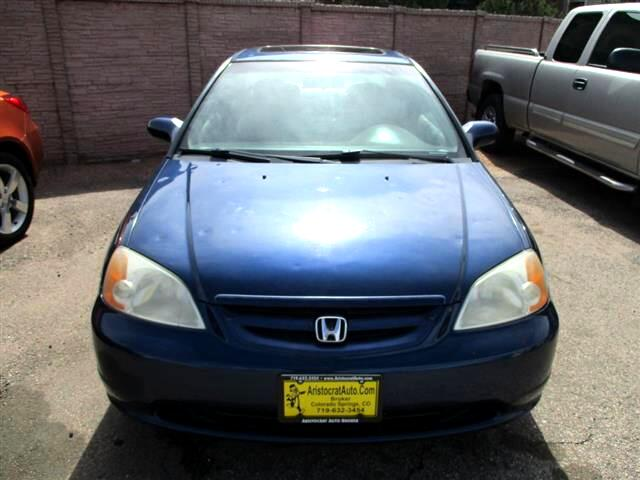 2001 Honda Civic EX coupe