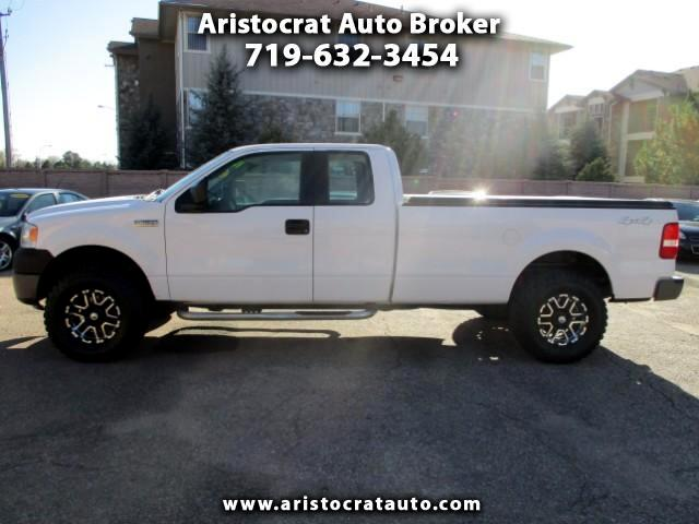 2006 Ford F-150 SuperCab Long Bed 4WD