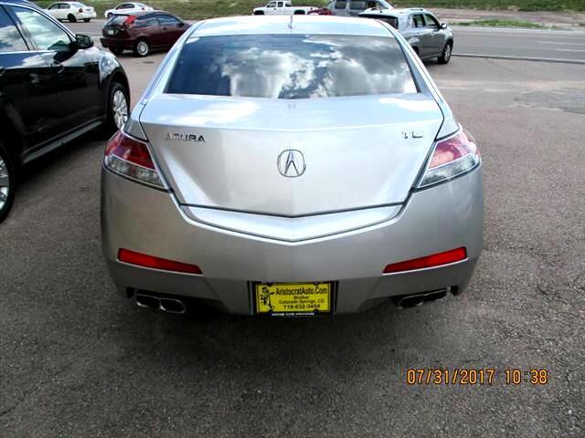 2011 Acura TL 5-Speed AT SH-AWD