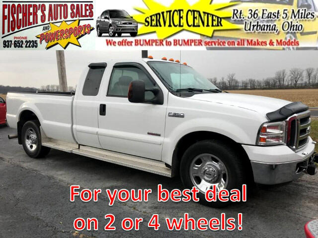 2006 Ford F-350 SD XLT SuperCab 2WD