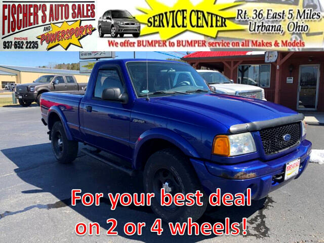 2003 Ford Ranger Edge Short Bed 4WD