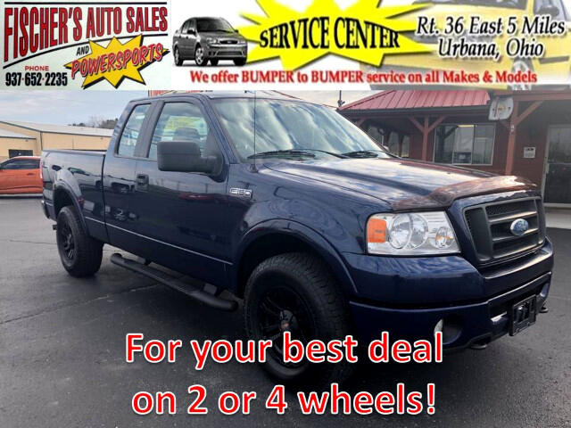 2008 Ford F-150 STX SuperCab Short Box 4WD