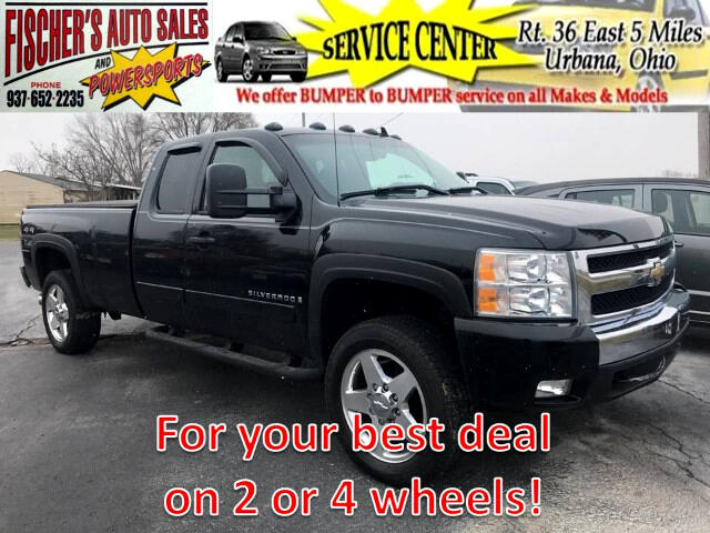 2007 Chevrolet Silverado 1500 LT1 Ext. Cab Long Box 4WD