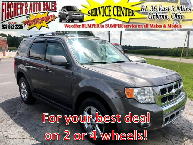 2009 Ford Escape Limited 4WD I4
