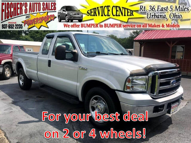 2007 Ford F-350 SD XLT SuperCab Long Bed 2WD