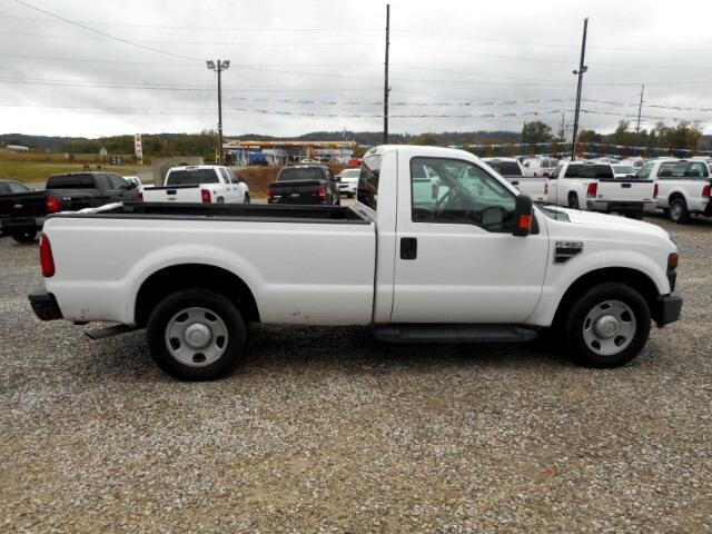 2008 Ford F-350 SD Regular Cab 2WD DRW