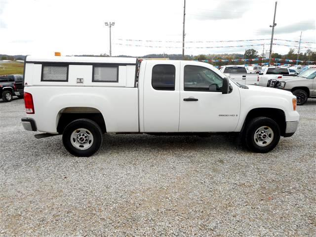 2009 GMC Sierra 2500HD Work Truck Ext. Cab Std. Box 2WD