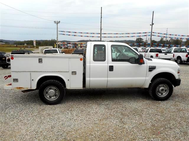 "2010 Ford Super Duty F-250 4WD SuperCab 142"" XL"