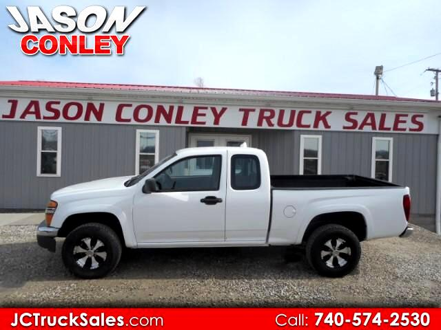 2007 GMC Canyon Work Truck Ext. Cab 4WD