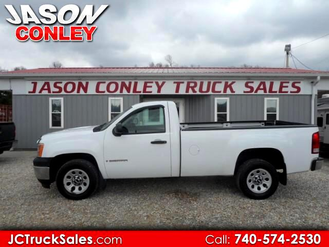 2009 GMC Sierra 1500 Work Truck Long Box 2WD