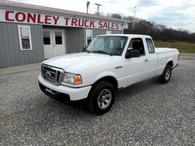 2008 Ford Ranger SuperCab 2WD