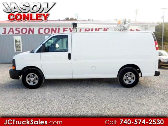 """2007 Chevrolet Express Cargo Van RWD 2500 135"""""""