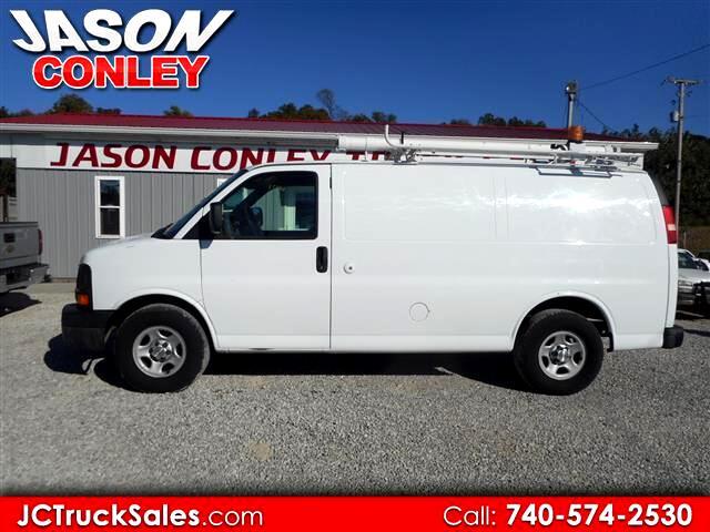 """2007 Chevrolet Express Cargo Van RWD 1500 135"""""""