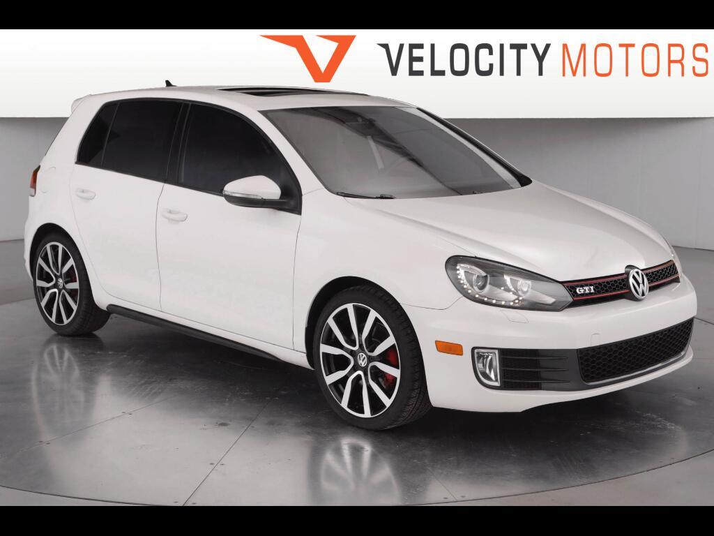 2014 Volkswagen GTI Drivers Edition 4-Door