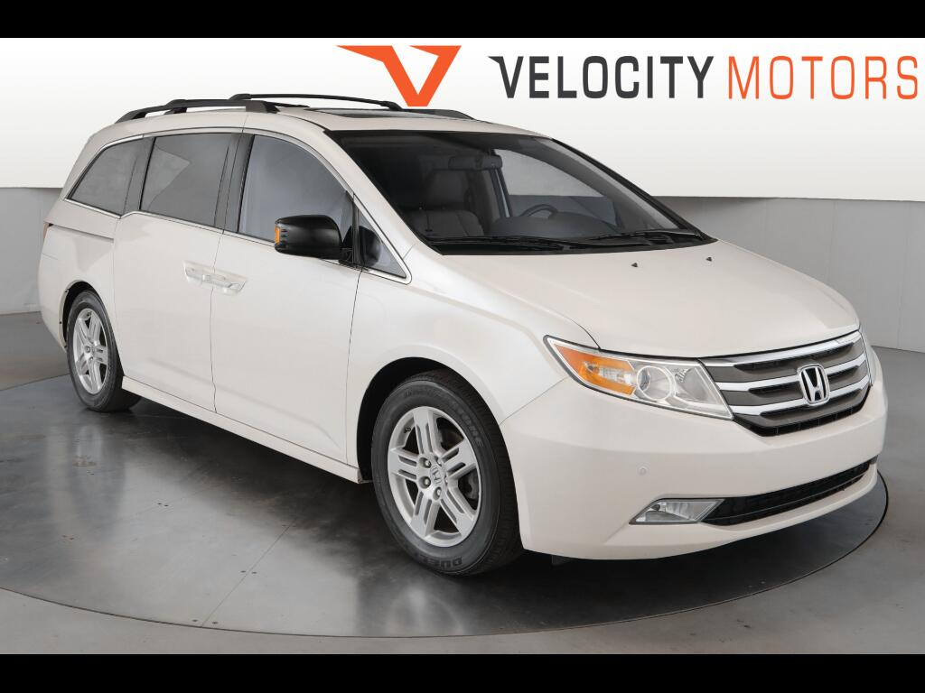 2013 Honda Odyssey Touring