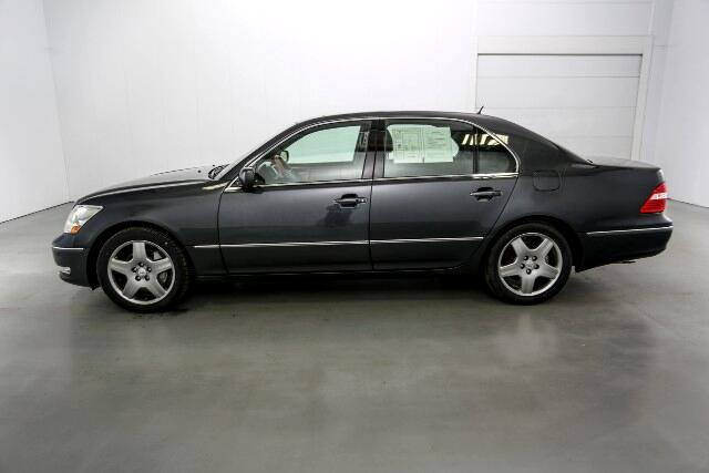 2005 Lexus LS 430 Sedan