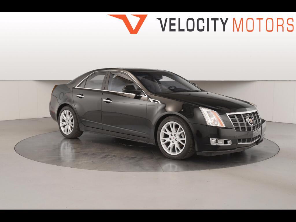 2012 Cadillac CTS 3.6L Premium AWD w/Navi