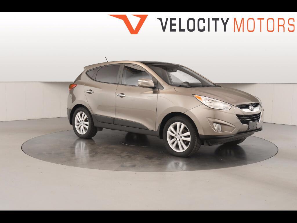 2013 Hyundai Tucson Limited 4WD